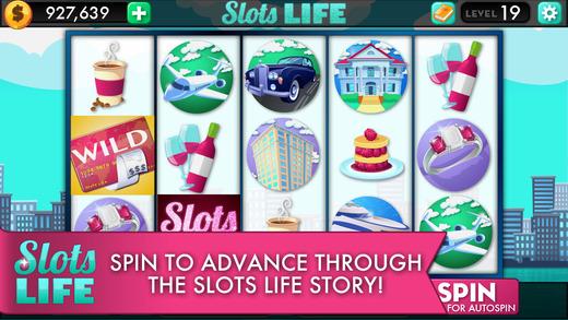 Slots Life Adventure