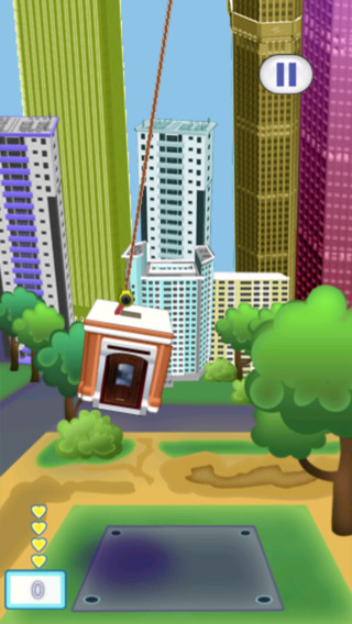 High Rise City Building Race - Fun Top Game FREE