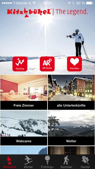 Kitzbühel - Die legendärste Sportstadt der Alpen.