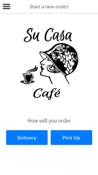 Su Casa Café