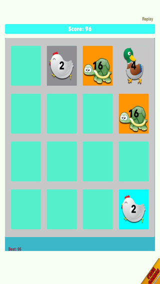 Zoo Animal Match Puzzle - Fun Safari Board Challenge FREE