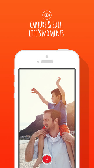 Veeemotion - The Video App for Sharing