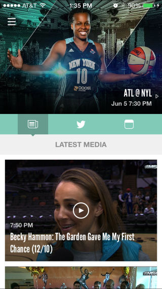 Official New York Liberty