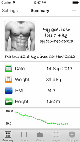 WeightMotion