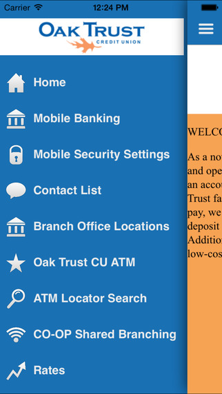 Oak Trust Credit Union