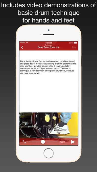 Drum School iPhone Screenshot 4