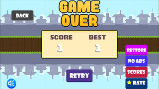 Tom Clumsy Jumping & Running - Endless Runner Game