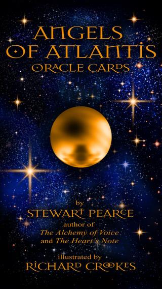 Angels of Atlantis Oracle Cards Free