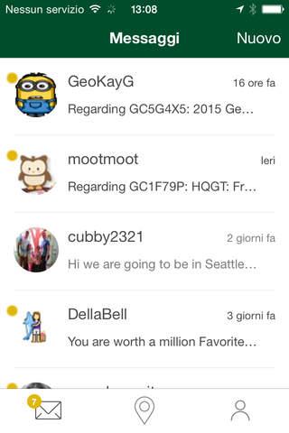 Geocaching® screenshot 4