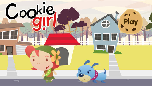 CookieGirl Game