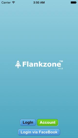 Flankzone