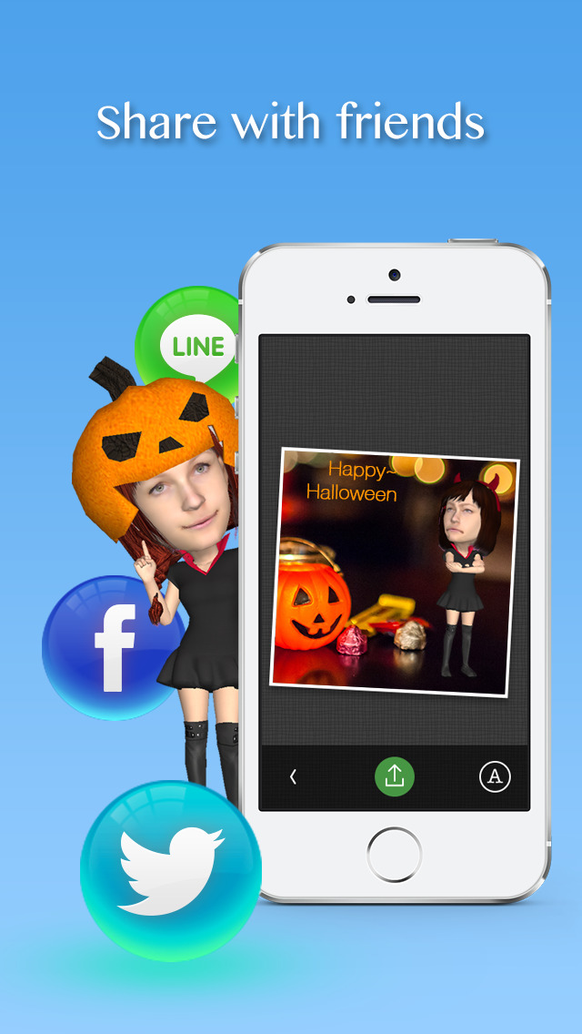 Insta3d Create Your Own 3d Avatar Animate Cartoon