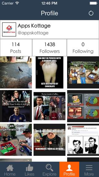 Rapid Repost - Repost Videos Photos to Instagram