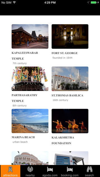 Chennai Travel Guide by Tristansoft
