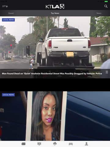 KTLA 5 News screenshot 7