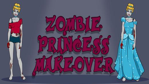 Zombie Princess Makeover