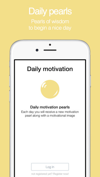 Daily Pearls - motivation for everyday