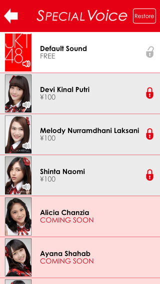 JKT48 Calculator