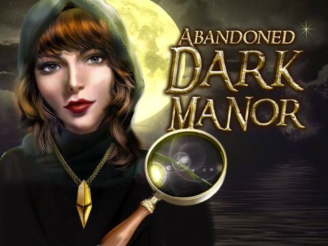 Abandoned Dark Manor - hidden objects puzzle