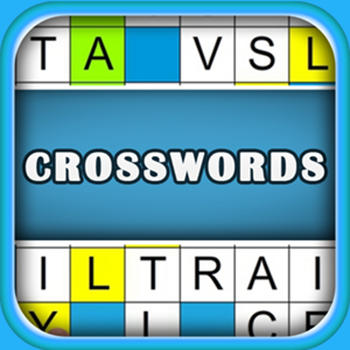 Free Crosswords - Best Free Word Search Puzzle Game 遊戲 App LOGO-硬是要APP