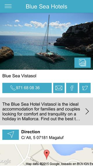 Blue Sea Vistasol