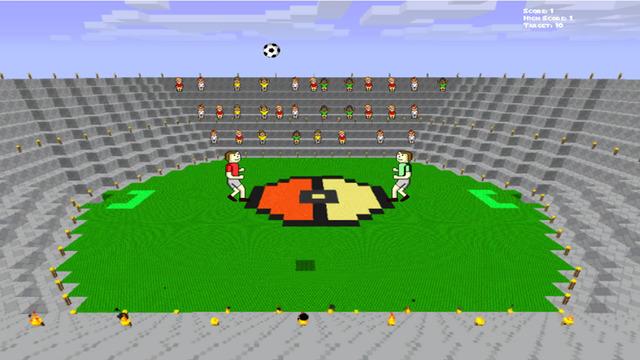 Soccer Ball Heading