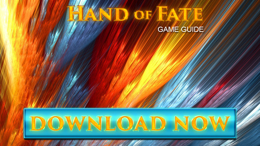 Mega Game - Hand of Fate Version