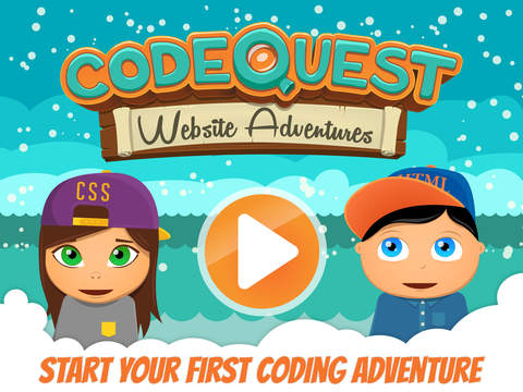 CodeQuest - Learn how to Code on a Magical Quest with Games