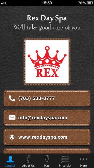 Rex Day Spa