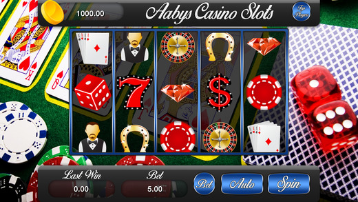 AAA Aabys Casino Slots FREE SLOTS - Jackpot 777 Bonanza Journey to Wilds and Payouts