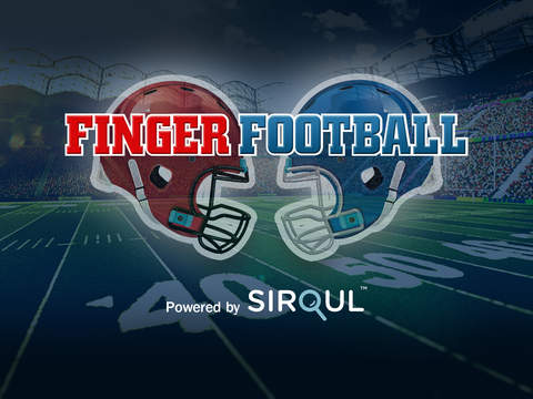 Finger Football Lite (3D Multiplayer) by Zelosport iPad Screenshot 1
