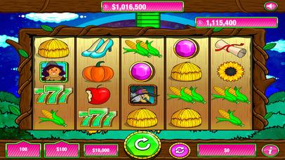 Screenshot 3 Oz World of Slots Wizard Fun — Free Vegas Casino Slots Machine