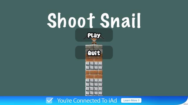 Shooting Snail