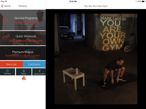You Are Your Own Gym screenshot 7