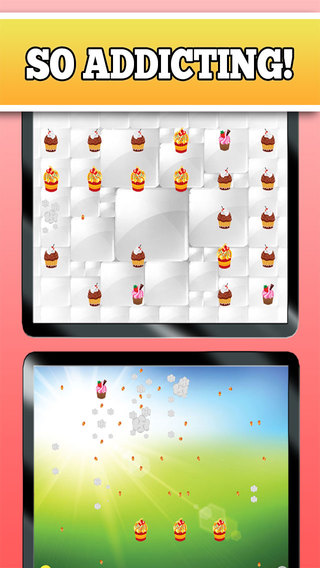 Cupcake Jam - Break Up This Cupcakes Party And Let Them Meet Their Maker - Free Puzzle Game Mania