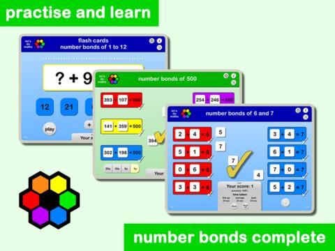 Number Bonds complete