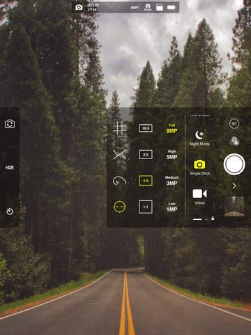 Screenshot 2 ProCam XL 2 - Camera and Photo / Video Editor