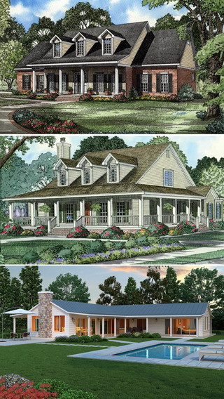 Farmhouse Design Ideas - Beautiful Interior and Exterior Designs