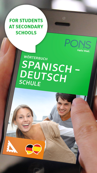 Dictionary Spanish - German PREMIUM by PONS