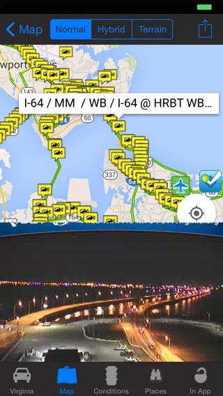 Virginia Traffic Cameras - Travel Transit NOAA