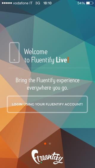 Fluentify LIVE