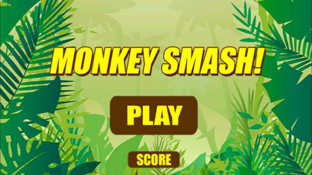 Monkey Smash Game