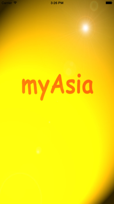 myAsia – Learn the capitals and countries of Asia iPhone Screenshot 1