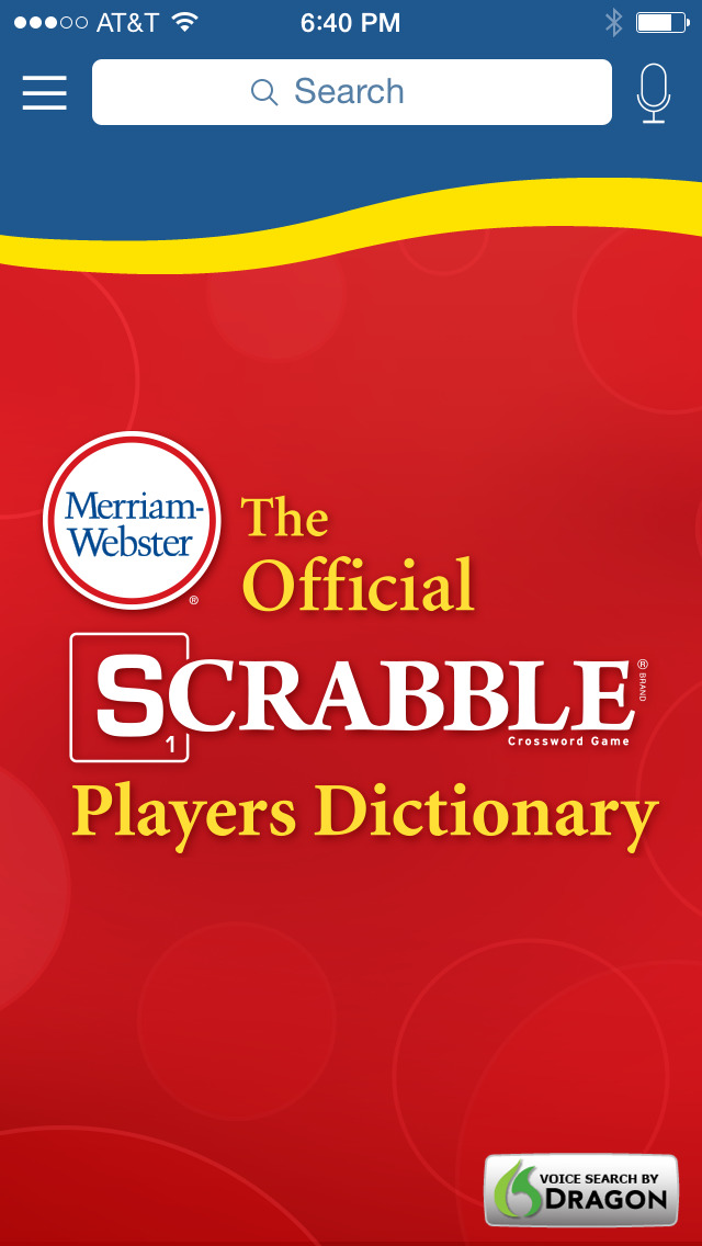 scrabble word finder your dictionary