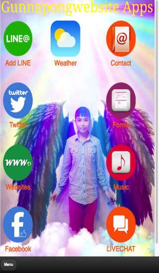Gunnapong Website Apps