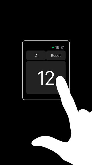 Counter for Apple Watch