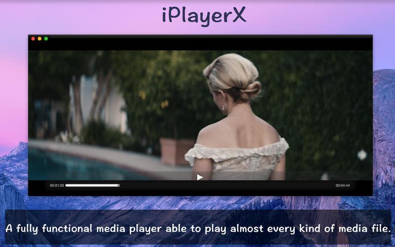 iPlayerX Screenshot - 1