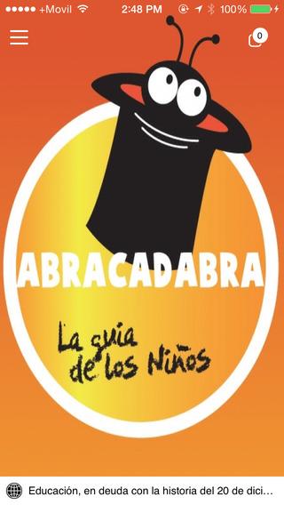 Abracadabra Guia