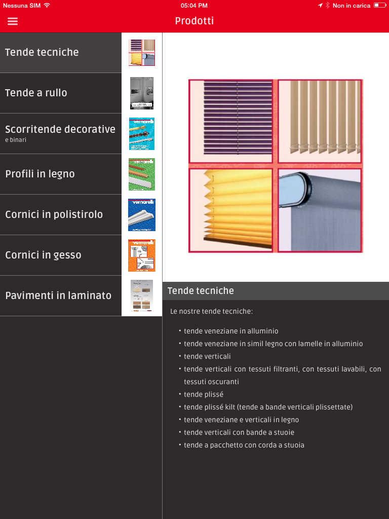 App shopper vernarelli shopping for Albanesi arredamenti