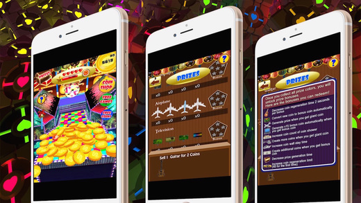 Rags To Riches Coin Dozer Pro